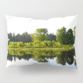 From the Rivers Edge  Pillow Sham