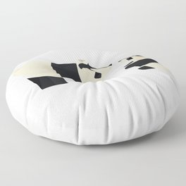 Origami Giant Panda Floor Pillow