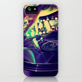 At Nightclub iPhone Case