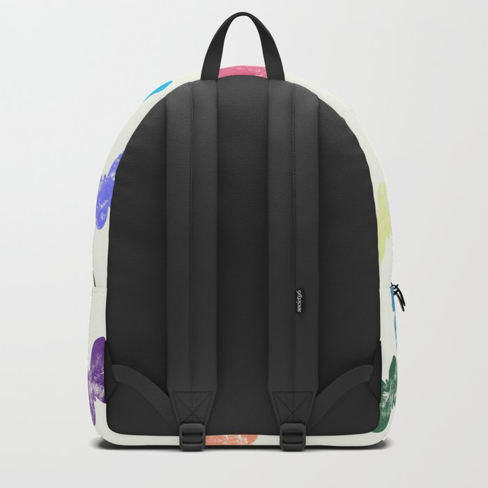 Colorful butterflies Backpack