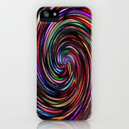If life scares you... iPhone Case