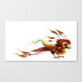 Little Phoenix Canvas Print