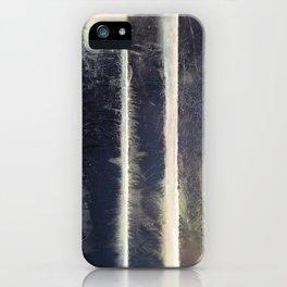 Fine Ice. iPhone Case