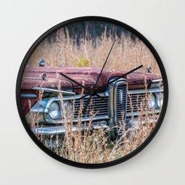 An American Classic Wall Clock