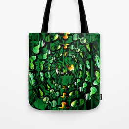 Flowers in Another ism Tote Bag