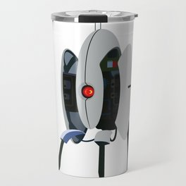 Portal Aperture Turret Travel Mug