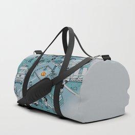Fluffy Emergency Duffle Bag