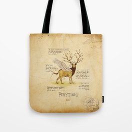 The Perytion Tote Bag