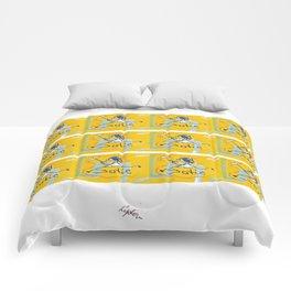 The Delightful SATIE     by Kay Lipton Comforters