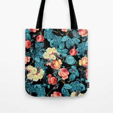 NIGHT FOREST XII Tote Bag