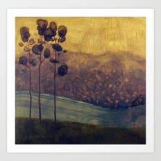 tree study nine Art Print