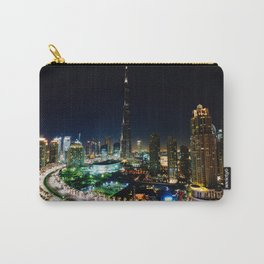 Dubai Cityscape Carry-All Pouch