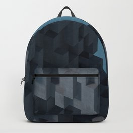 Abstract Concrete II Backpack