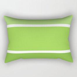 New Green Rectangular Pillow