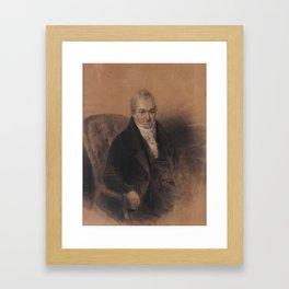 Abraham Solomon - Henry Ezekiel (1845) Framed Art Print