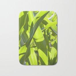corn foliage Bath Mat