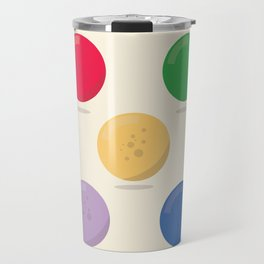 Inside Out - Minimal Movie Poster, animated movie, Travel Mug