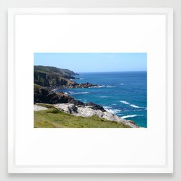 St Ives 2010 Framed Art Print