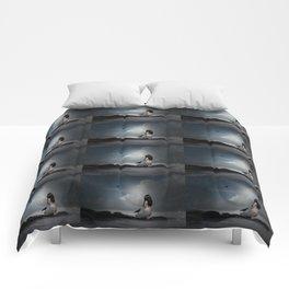 solitary confinement  Comforters