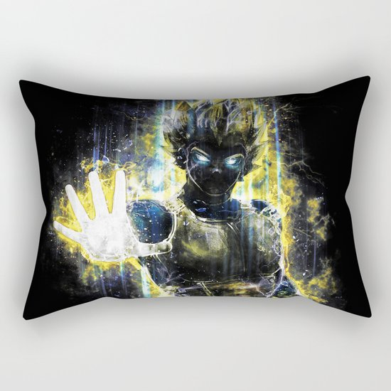 The Prince of all fighters Rectangular Pillow