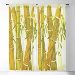 jungle fever Blackout Curtain