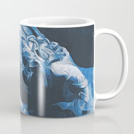 Catching the Blues Coffee Mug