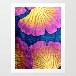 Ginkgo Leaves  #Society6 #buy art  #decor Art Print