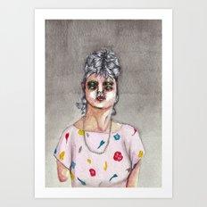 Mago Art Print