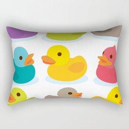 Ducks! Rectangular Pillow