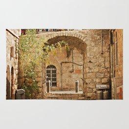 Jerusalem Archway Rug