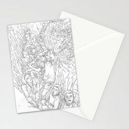 BombChild Stationery Cards