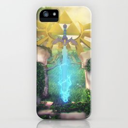 Rise of The Master iPhone Case