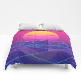 Hollowlove Diamond Mine Comforters
