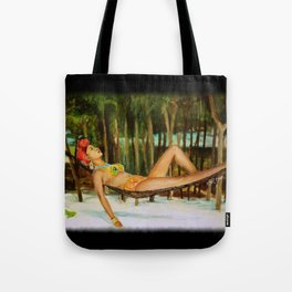 MBUDYA ISLAND, TANZANIA Tote Bag