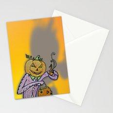 Razorblades and Chocolate Stationery Cards