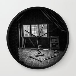 Eastwood Attic Wall Clock