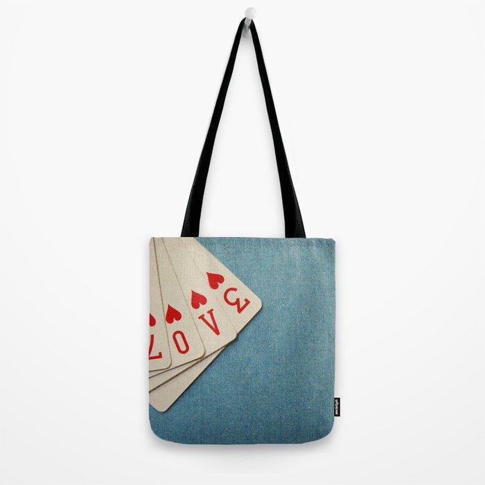 A Full House Tote Bag