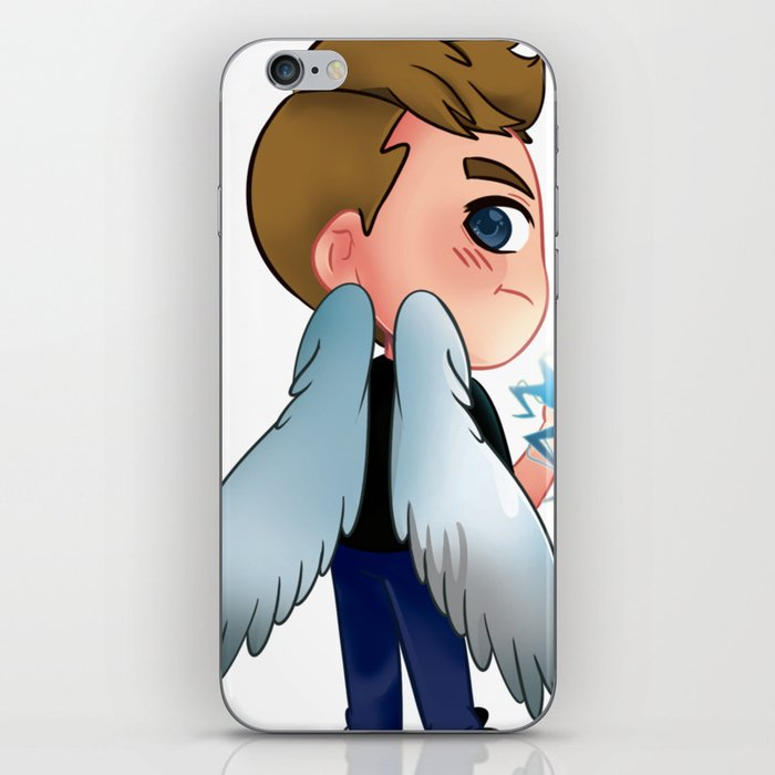 The Cursed Angels iPhone Skin