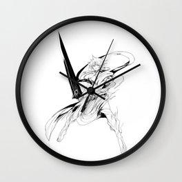 ALIBABA SALUJA 3 Wall Clock