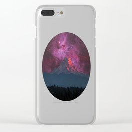 All We Need Clear iPhone Case