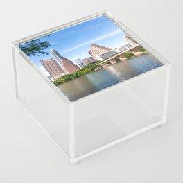 Bright Day in Austin Acrylic Box