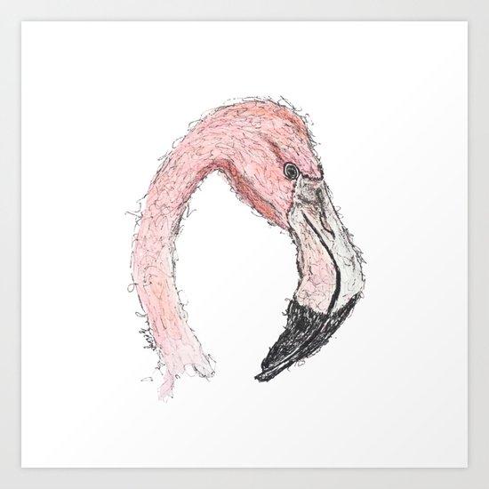 Rouse Breeze Art Print