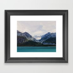 Alaska Wilderness Framed Art Print