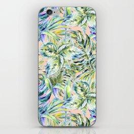 Pattern jungle iPhone Skin