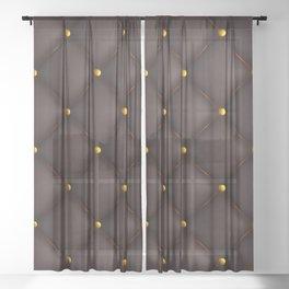 chic Sheer Curtain