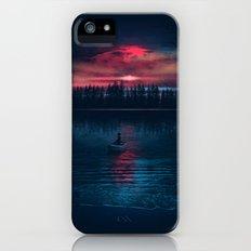 The World Beneath iPhone (5, 5s) Slim Case