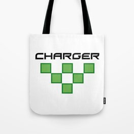Charger Tote Bag