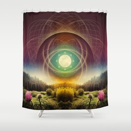Encompass Us Shower Curtain