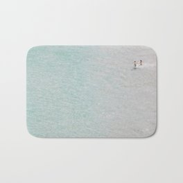 beach - summer of love II Bath Mat