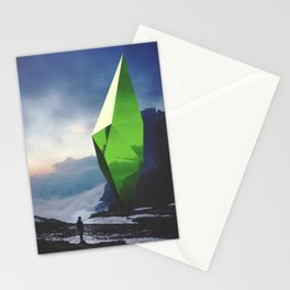 Inconsequential Logic Stationery Cards